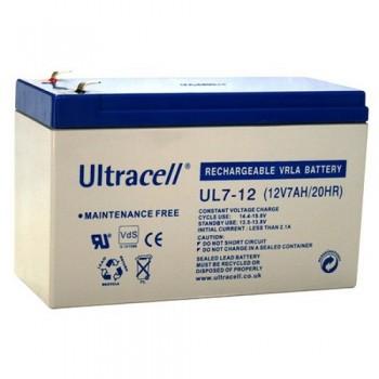 Μπαταρία ULTRACELL 12V/7Ah ΠΡΟΪΟΝΤΑ
